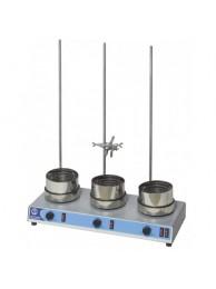 LOIP LH-253 Колбонагреватель трехместный для колб 250-1000 мл, в комплекте 3 штатива