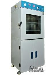 UT-4686V Шкаф сушильный вакуумный с насосом и фильтром 91 л