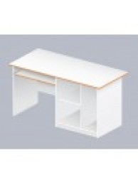 Стол Лаб-Ом-11 для компьютера (меламин, 1500х700х760)