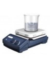 Мешалка магнитная с подогревом ULAB US-1550D (0-1500 об/мин; 340°C; цифр. управл; 184х184 мм)