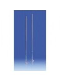 Бюретка  боросиликатное стекло , 25 мл, с черной градуировкой, класс B (105599) (Vitlab)