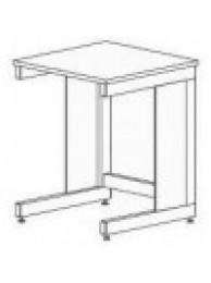 Стол-приставка 900 СПк-М (керамика KS-12)