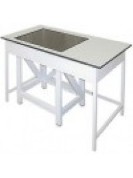 Стол весовой большой *стол в столе* 900 СВГ-1500л (ламинат/гранит)