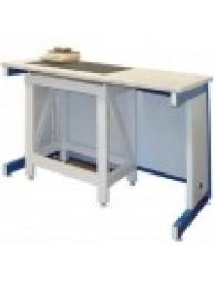 Стол весовой большой 750 СВГ-1500л-У (ламинат/гранит)