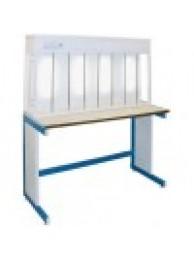 Стол для титрования 1200 СТл-У (ламинат)