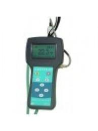 Портативный кислородомер /термооксиметр/ для котельных АКПМ-1-02Т (проточный сенсор)
