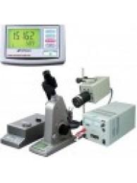 Многоволновой Аббе рефрактометр DR-M2/1550, ATAGO, Япония в комплекте с просмотровым ус-вом с адаптером, RE-9119