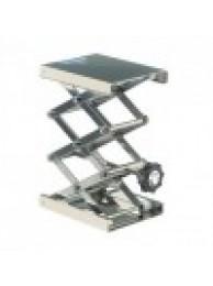 Подъемный столик MAXI, нержавеющая сталь 18/10, ДхШхВ 200х200х75/400 (11132)