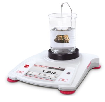 Портативные весы OHAUS