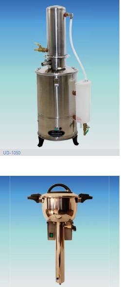 Дистилляторы из нержавеющей стали