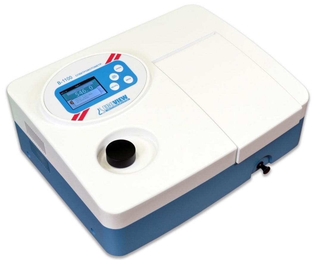 Спектрофотометр B-1100 (аналог спектрофотометра ПЭ)
